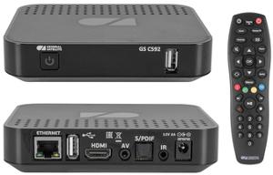 Ресивер Триколор ТВ GS C592 Full HD